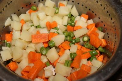 veg cutlet recipe 2