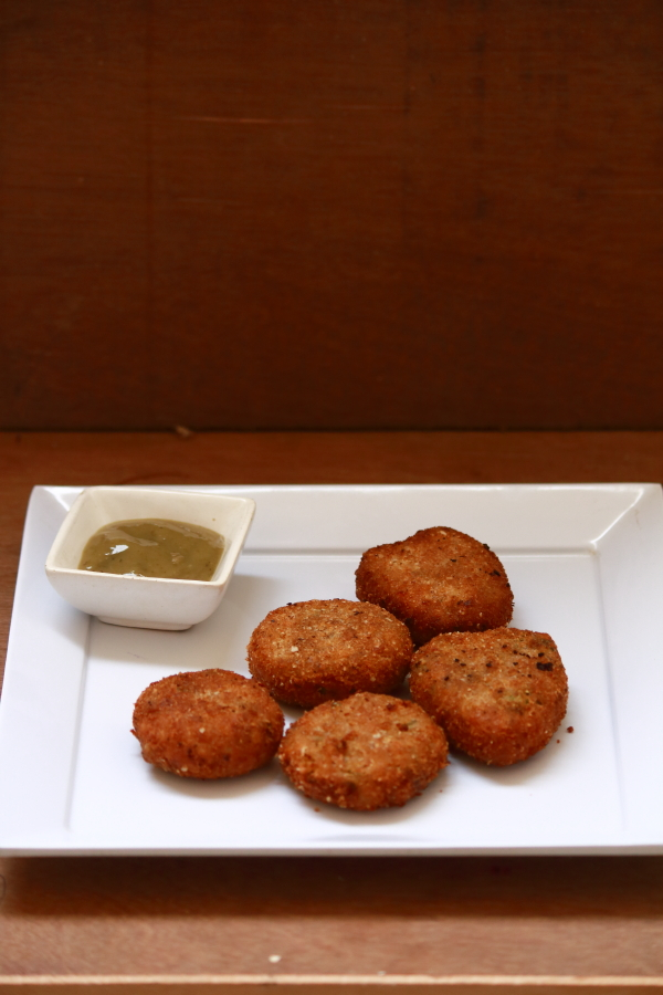 veg cutlet recipe