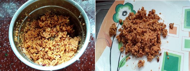 Thenga Chammanthi recipe steps