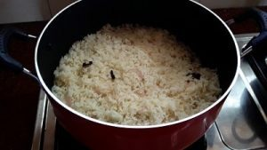 Ghee Rice Recipe steps