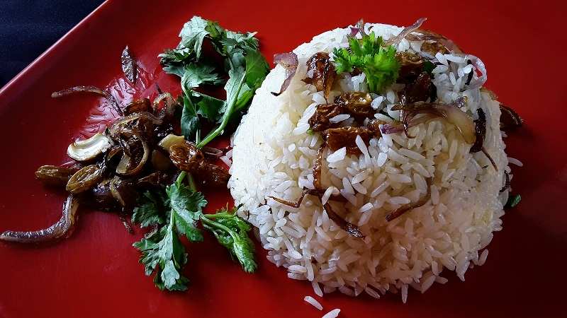 5 Simple Steps For Making Perfect Ghee Rice