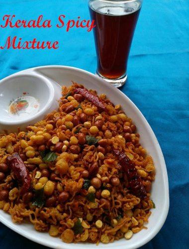 Kerala Spicy Mixture