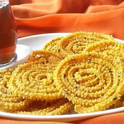 Tea Time Snack Murukk Recipe / Chakli Recipe