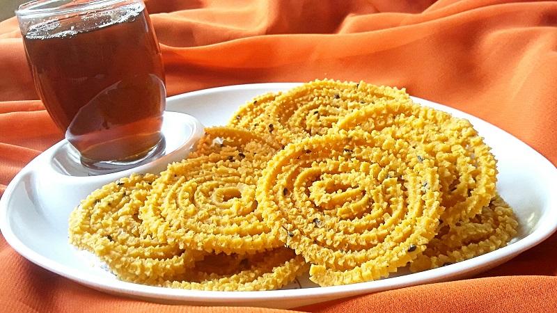 Murukk Recipe