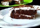 Chocolate cake / Simple cake recipe