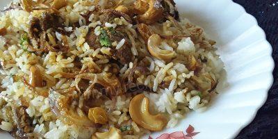 Malabar Beef Biryani