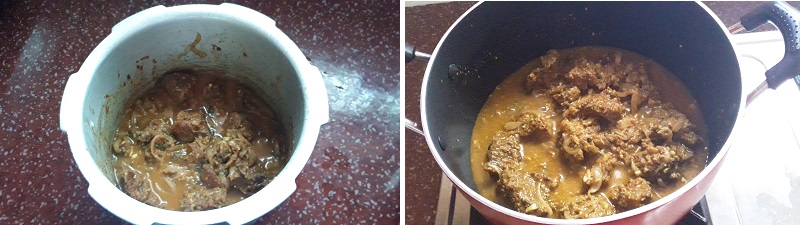 beef biriyani preparation steps