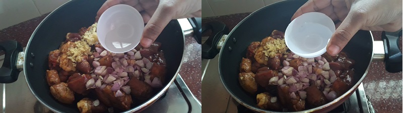 chicken liver recipe preparation steps