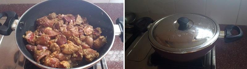 chicken liver recipe preparation steps