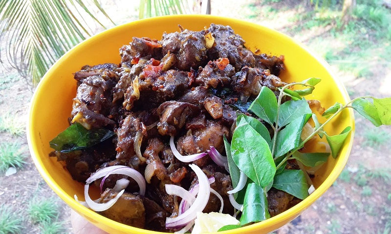 chicken liver recipe