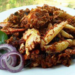 Crab Roast / Crab recipe