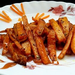 Glazed carrot / Carrots roasted in butter