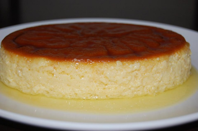 Coffee Flan/Coffee Pudding