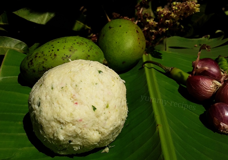 maanga chammanthi