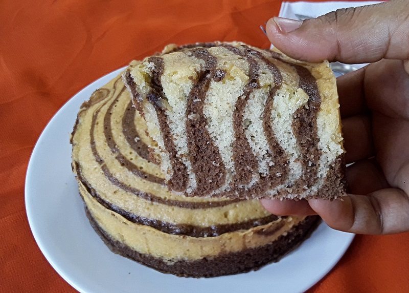 Zebra cake - Yummy R