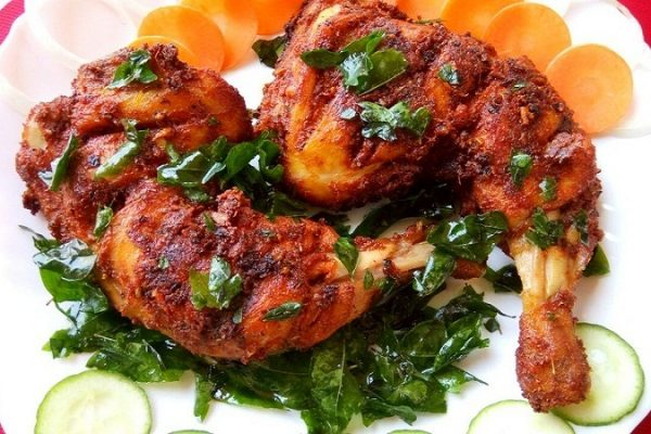 FRIED SPICY CHICKEN / How To Make Spicy Fried Chicken