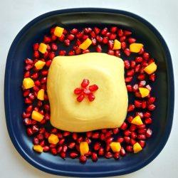 MANGO PUDDING / Easy Mango Pudding Recipe