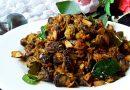 Kallummakkaya / mussels roast