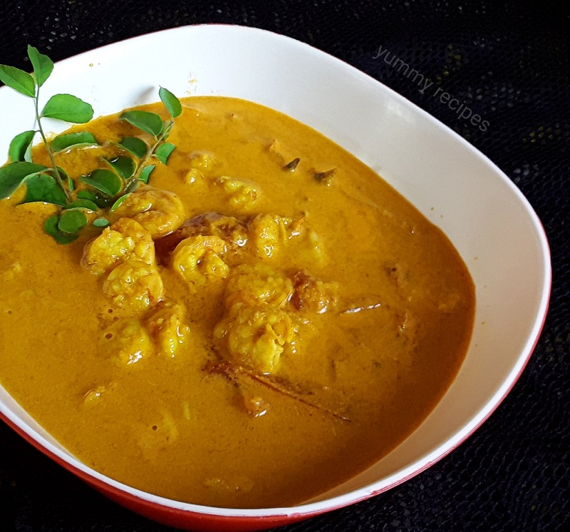 Chemmeen Curry