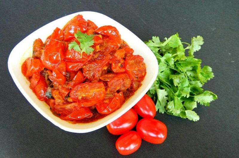 Easy Tomato Fry Recipe
