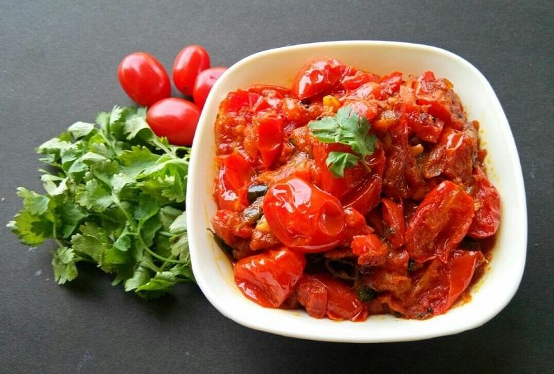 Easy Tomato Fry