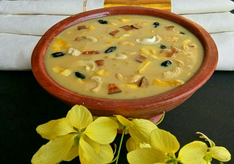 Jackfruit Payasam - Chakka Payasam Recipe