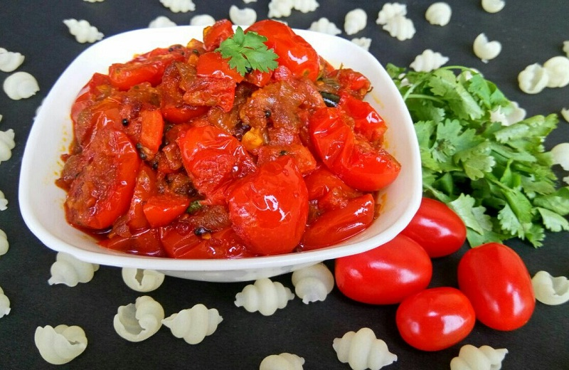 Tomato Fry Easy Recipe