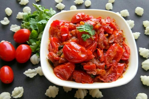 Tomato Fry – Kerala Style