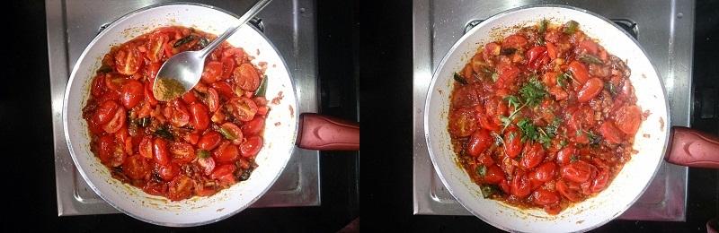 tomato fry recipe