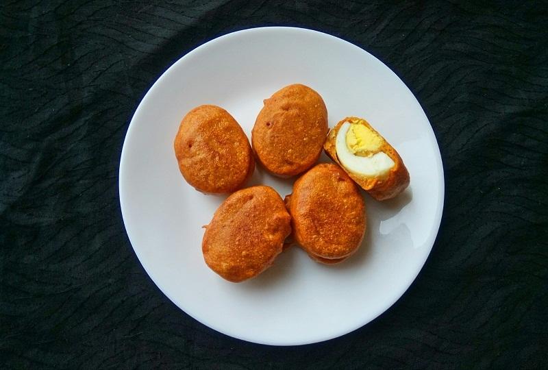Egg bhaji