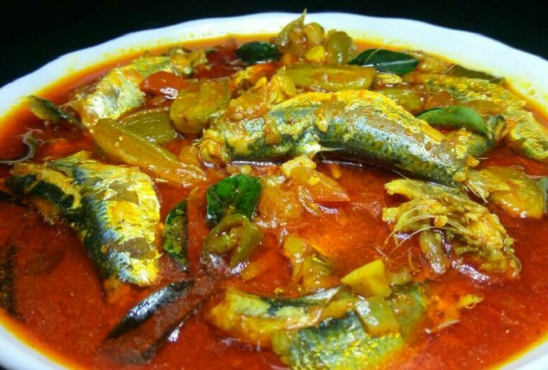 Fish Curry with Bilimbi