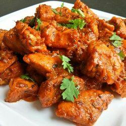 Garlic Chicken - Easy Garlic Chicken Recipe
