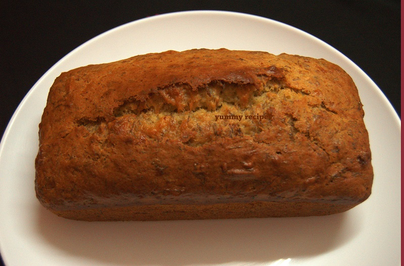 Eggless banana bread recipe yummy recipes i am already showing you some ripe banana recipes like banana pan cakes banana muffins etc in yummy recipes lets see the making of eggless banana bread forumfinder Choice Image