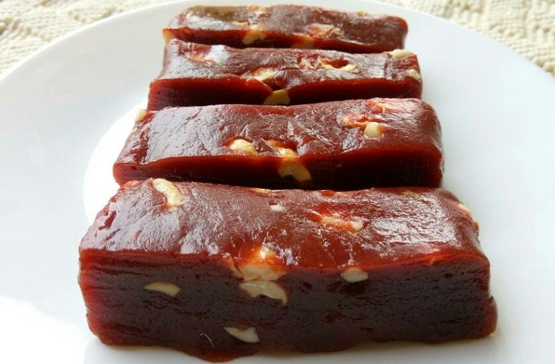 Dates Halwa Recipe