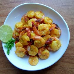 Garlic Praws - Butter Garlic Prawns