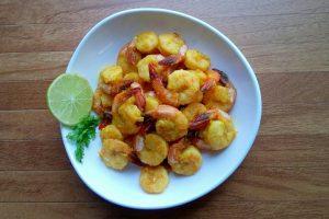 Garlic Prawns – Butter Garlic Prawns