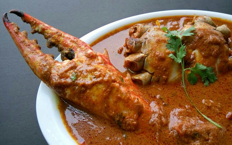 Goan Crab Curry