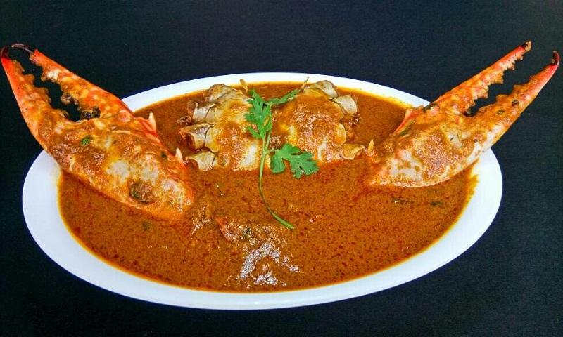 Goan Crab Masala