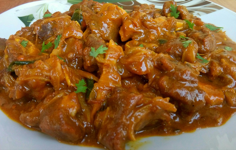 Mutton Mughlai Recipe