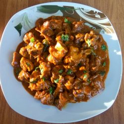 Mutton Mughlai - Shahi Mutton or Mughlai Mutton Curry Recipe