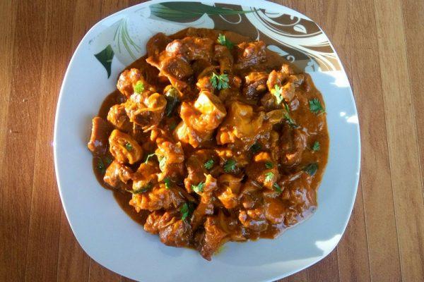 Mutton Mughlai – Shahi Mutton Or Mughlai Mutton Curry Recipe