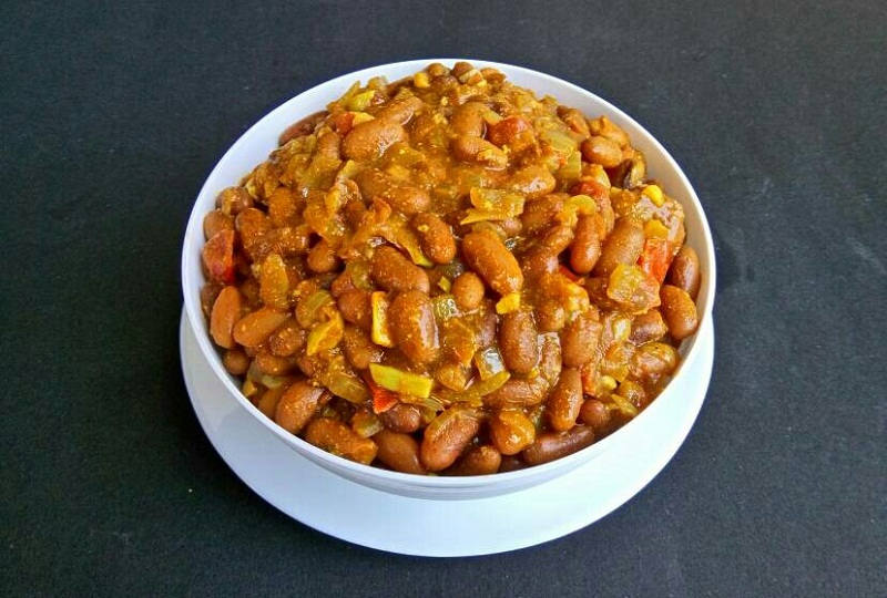 Rajma Masala - Easy Restaurant Style Kidney Beans Curry