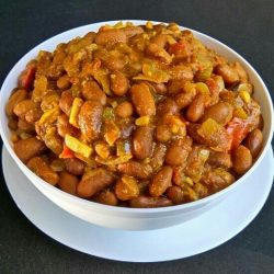 Rajma Masala - Easy Restaurant Style Rajma Masala or Kidney Beans Curry