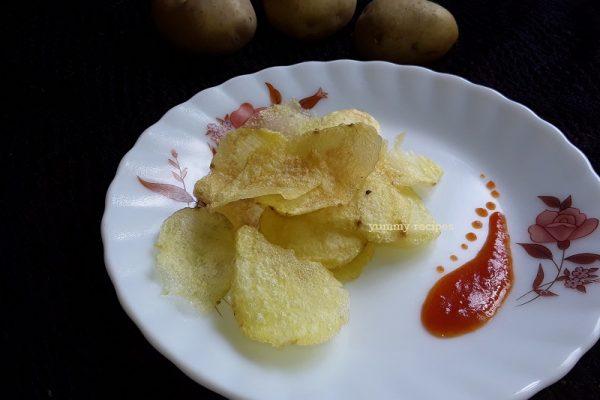 Potato Chips / Snacks Recipe