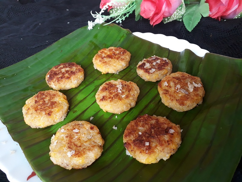 bananan cutlet