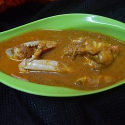 Khekada masala / Maharashtrain masalaCrab