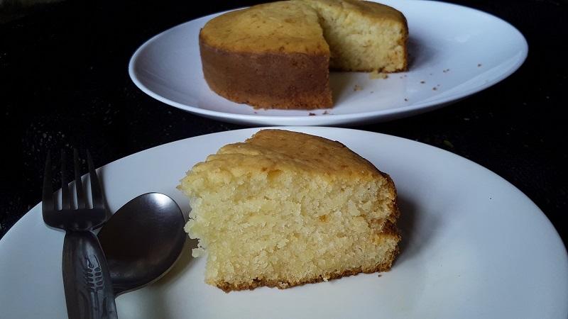 Butterscotch Cake Recipe In Pressure Cooker: Sponge Cake In Pressure Cooker / Eggless Pressure Cooker Cake