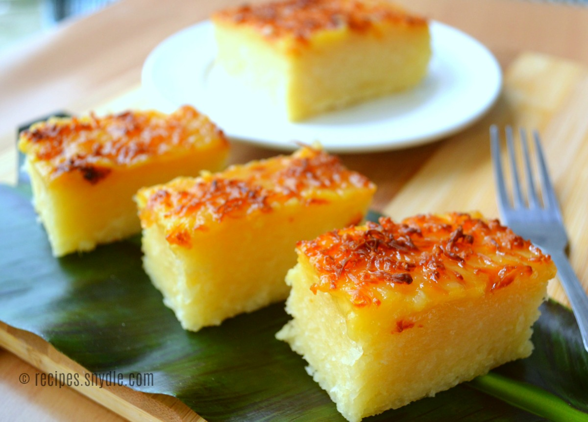 How To Make Toppings For Cassava Cake