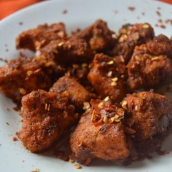 Kethals chicken / spicy chicken fry recipe
