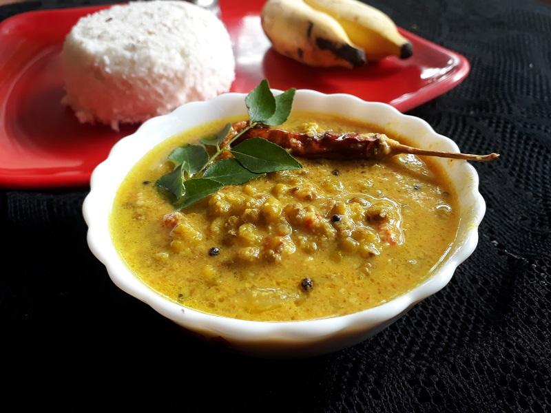 Cherupayar Mung Bean Curry Yummy Recipes